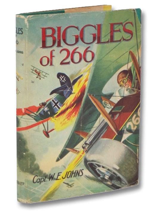 Biggles of 266, Johns, Capt. W.E.
