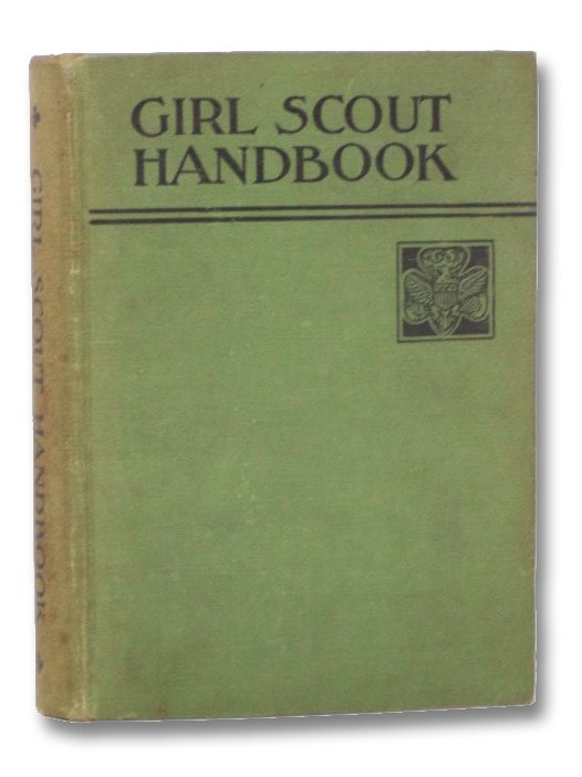 Girl Scout Handbook, Girls Scouts, Incorporated