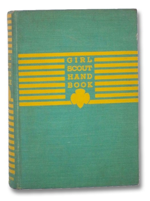 Girl Scout Handbook, for the Intermediate Program, Girl Scouts