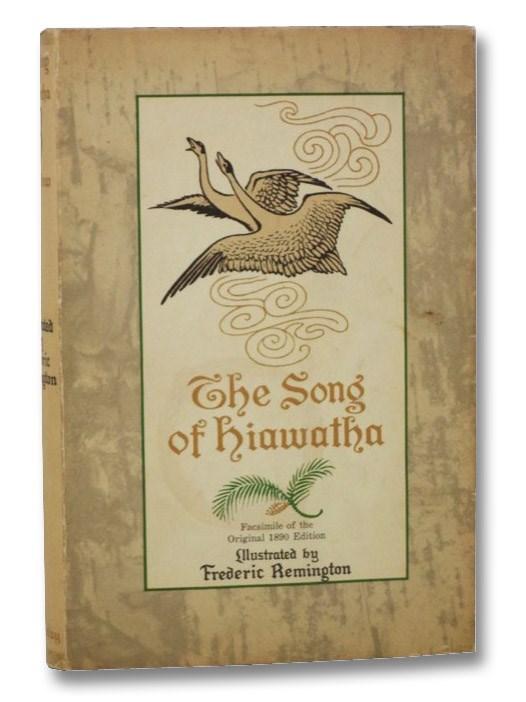 The Song of Hiawatha, Longfellow, Henry Wadsworth