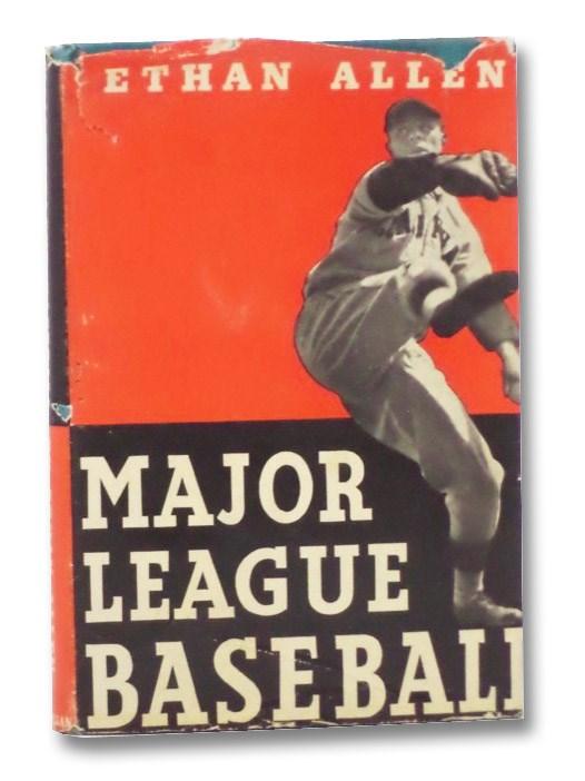 Major League Baseball: Technique and Tactics, Allen, Ethan