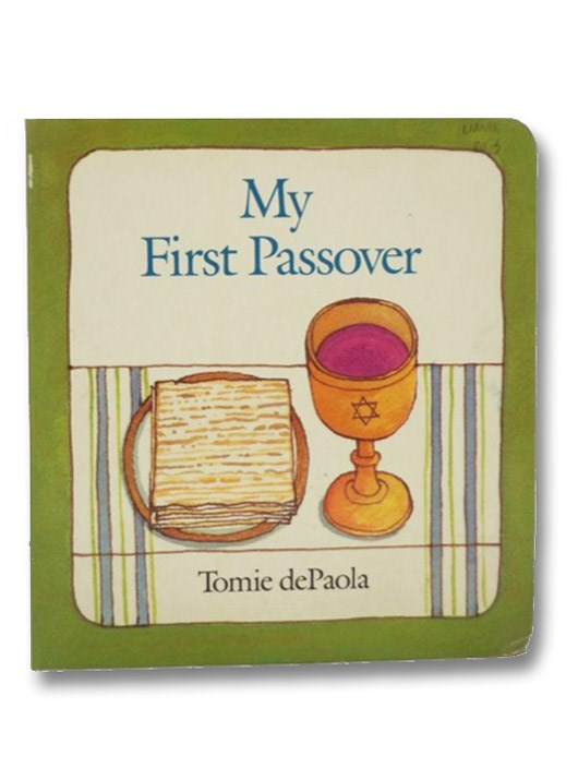 My First Passover, Depaola, Tomie