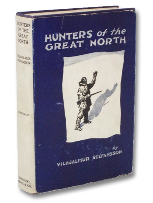 Hunters of the Great North, Stefansson, Vilhjalmur