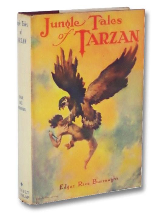 Jungle Tales of Tarzan (Tarzan Series Book 6), Burroughs, Edgar Rice