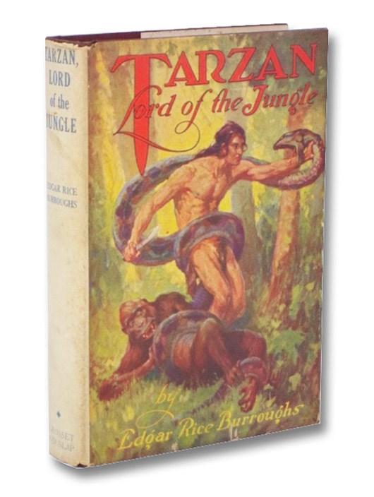 Tarzan, Lord of the Jungle (Tarzan Series Book 13), Burroughs, Edgar Rice