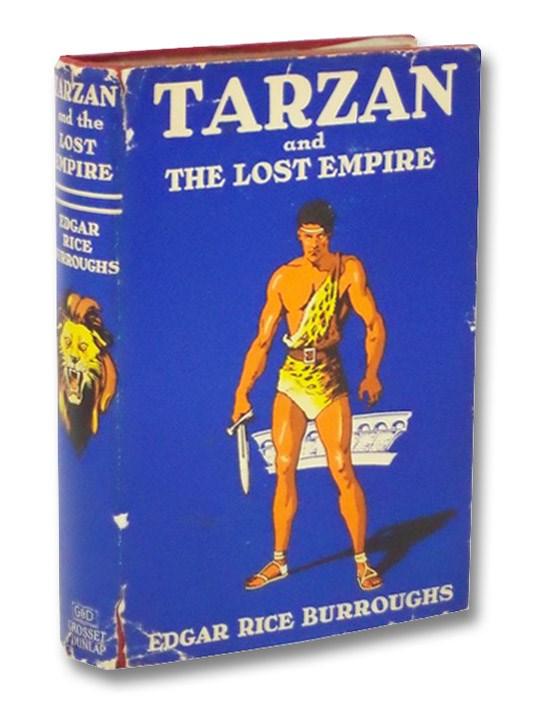 Tarzan and the Lost Empire (Tarzan Series Book 14), Burroughs, Edgar Rice