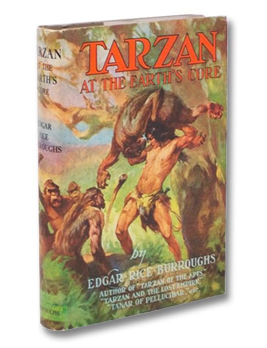 Tarzan at the Earth's Core (Tarzan Series Book 15), Burroughs, Edgar Rice