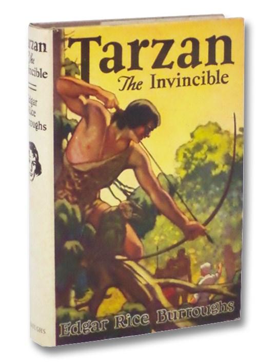 Tarzan the Invincible (Tarzan Series Book 16), Burroughs, Edgar Rice