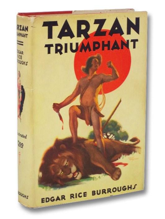Tarzan Triumphant (Tarzan Series Book 17), Burroughs, Edgar Rice