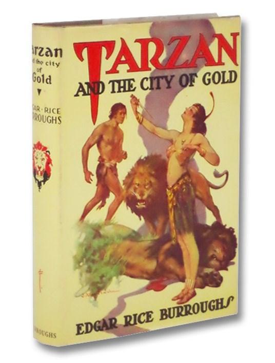 Tarzan and the City of Gold (Tarzan Series Book 18), Burroughs, Edgar Rice