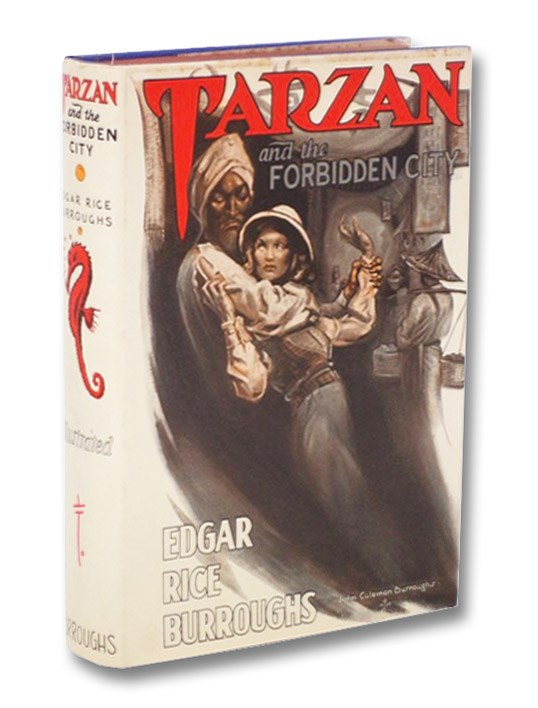 Tarzan and the Forbidden City (The Tarzan Series Book 23), Burroughs, Edgar Rice