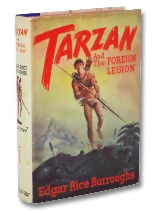 Tarzan and the Foreign Legion (The Tarzan Series Book 29), Burroughs, Edgar Rice
