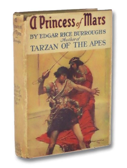 A Princess of Mars (Mars Series Book 1), Burroughs, Edgar Rice