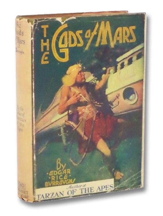 The Gods of Mars (Mars Series Book 2), Burroughs, Edgar Rice