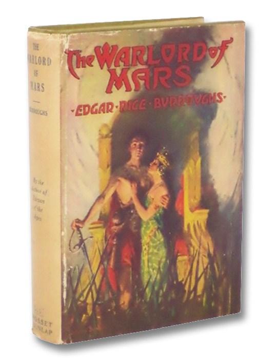 The Warlord of Mars (Mars Series Book 3), Burroughs, Edgar Rice