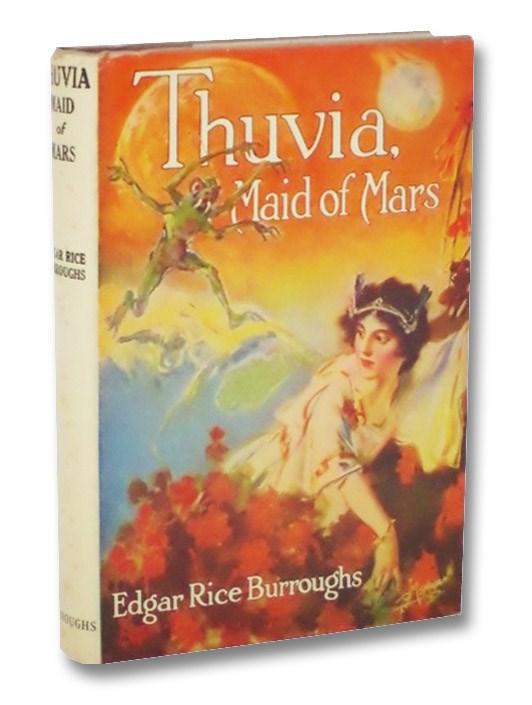 Thuvia, Maid of Mars (Mars Series Book 4), Burroughs, Edgar Rice