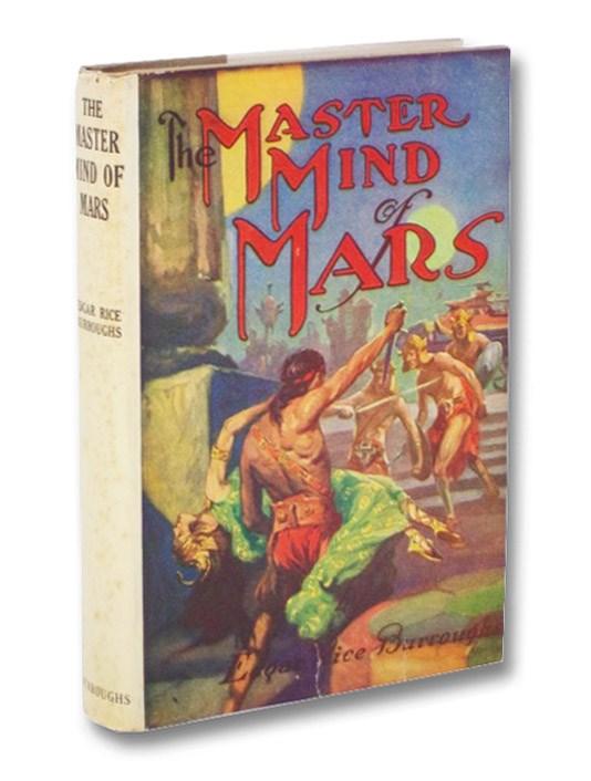 The Master Mind of Mars (Mars Series Book 6) [Mastermind], Burroughs, Edgar Rice