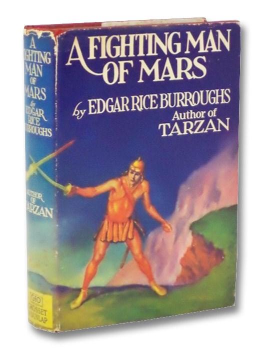A Fighting Man of Mars (Mars Series Book 7), Burroughs, Edgar Rice; Hutton, Hugh