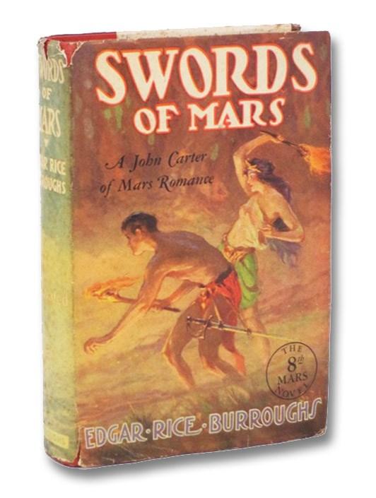 Swords of Mars (Mars Series Book 8), Burroughs, Edgar Rice