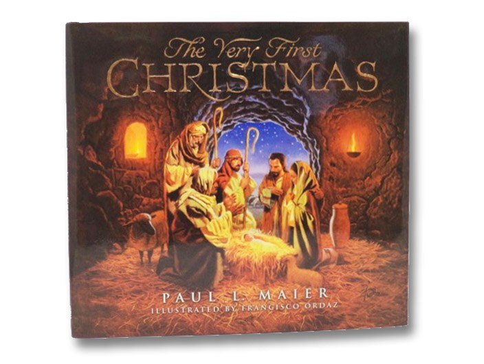 The Very First Christmas, Maier, Paul L.