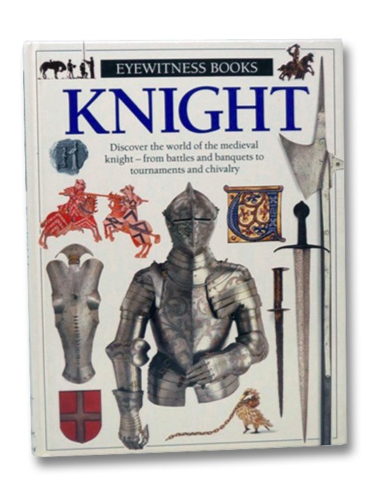 Knight (Eyewitness Books), Gravett, Christopher