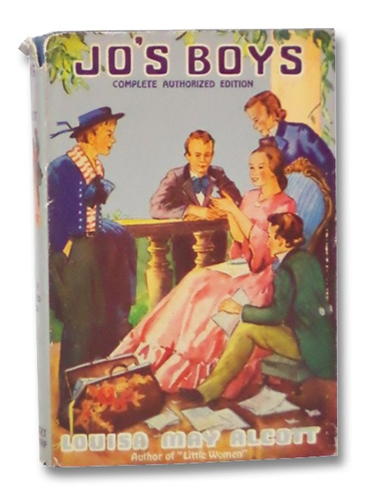 Jo's Boys and How They Turned Out, Alcott, Louisa May