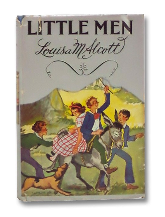 Little Men: Life at Plumfield with Jo's Boys, Alcott, Louisa May