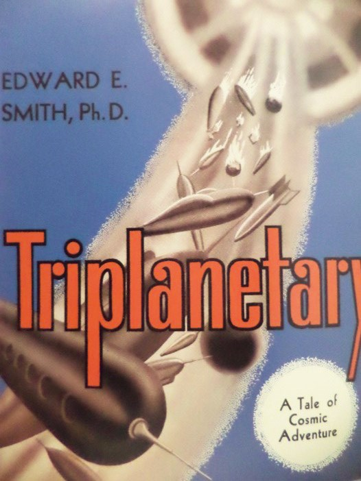 The Complete Lensman Series, in Six Volumes: Triplanetary; First Lensman; Galactic Patrol; Gray Lensman; Second Stage Lensman; Children of the Lens, Smith, Edward E. [Elmer] Doc