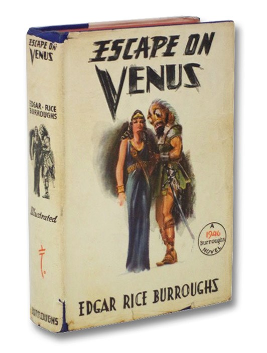 Escape on Venus (Venus Series Book 4), Burroughs, Edgar Rice