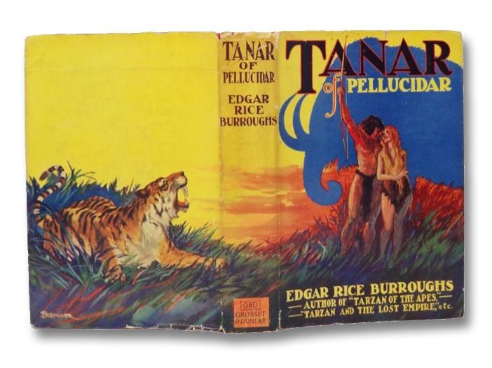 Tanar of Pellucidar (Pellucidar Series Book 3), Burroughs, Edgar Rice