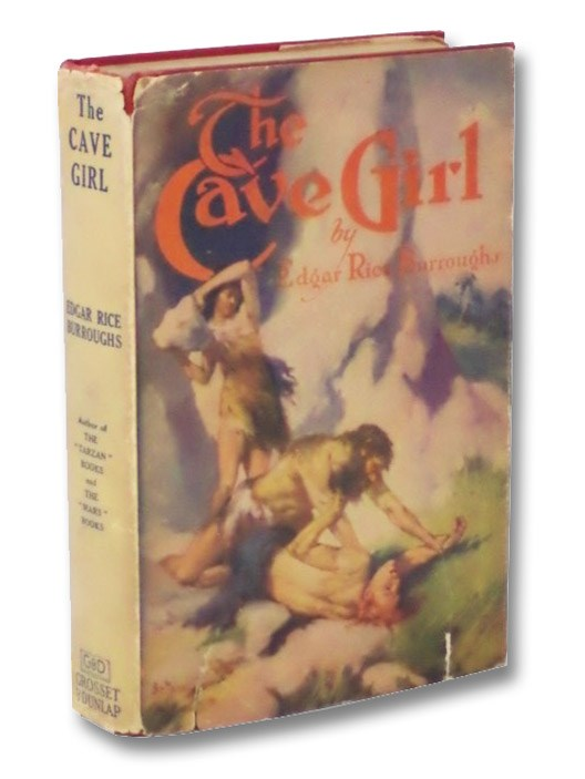 The Cave Girl, Burroughs, Edgar Rice