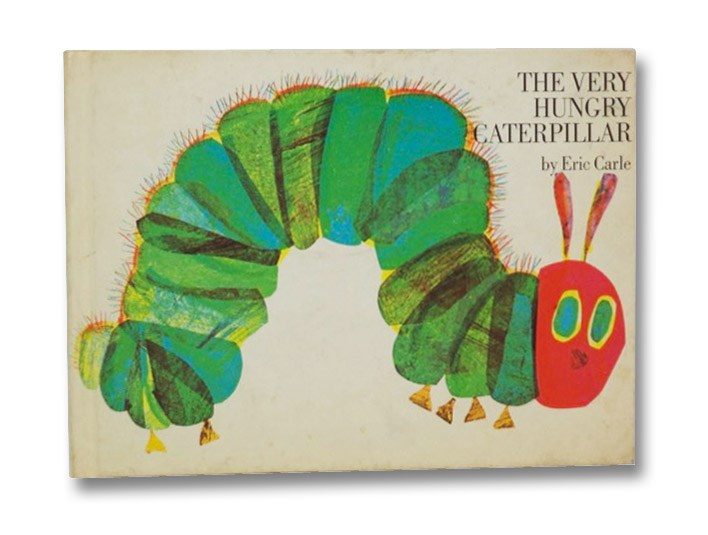 The Very Hungry Caterpillar, Carle, Eric