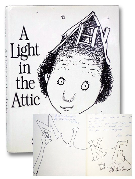A Light in the Attic: Poems and Drawings, Silverstein, Shel