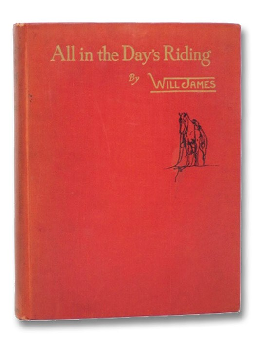 All in the Day's Riding, James, Will