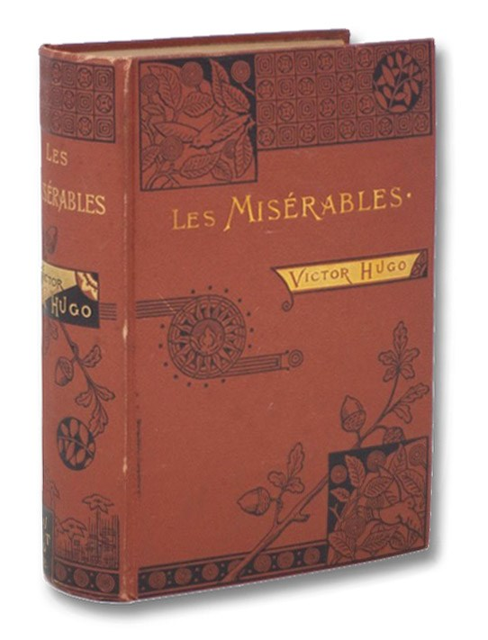 Les Miserables: Complete in One Volume, Hugo, Victor; Wraxall, Lascelles
