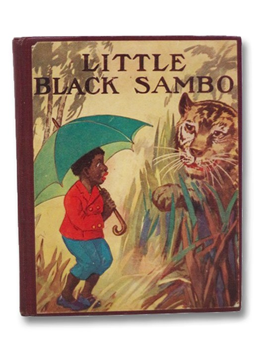 The Story of Little Black Sambo, [Bannerman, Helen]