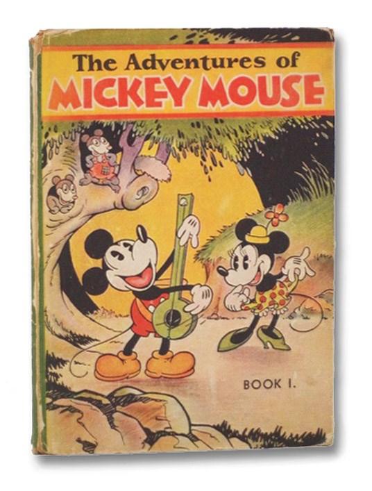 The Adventures of Mickey Mouse Book I. [1], Staff of Walt Disney Studio