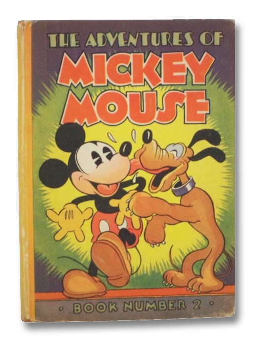 The Adventures of Mickey Mouse Book 2, Staff of Walt Disney Studio