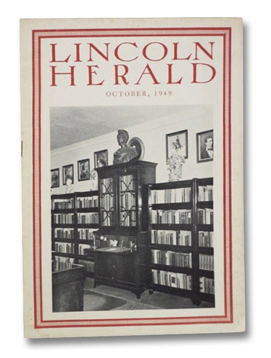 Lincoln Herald, October, 1949, Vol. 51, No. 3