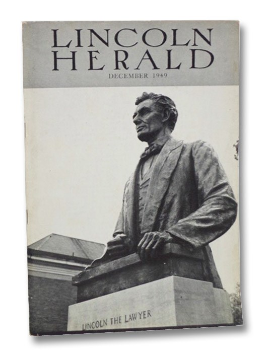 Lincoln Herald, December, 1949, Vol. 51, No. 4