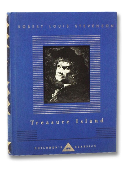Treasure Island (Everyman's Library Children's Classics Series), Stevenson, Robert Louis