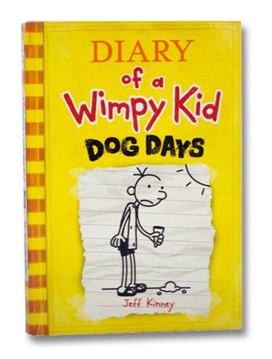 Dog Days (Diary of a Wimpy Kid, Book 4), Kinney, Jeff