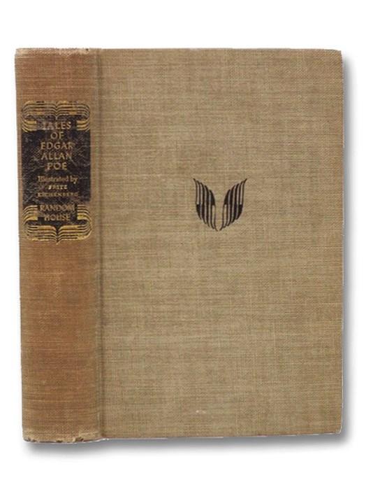 The Tales of Edgar Allan Poe, Poe, Edgar Allan; Allen, Hervey