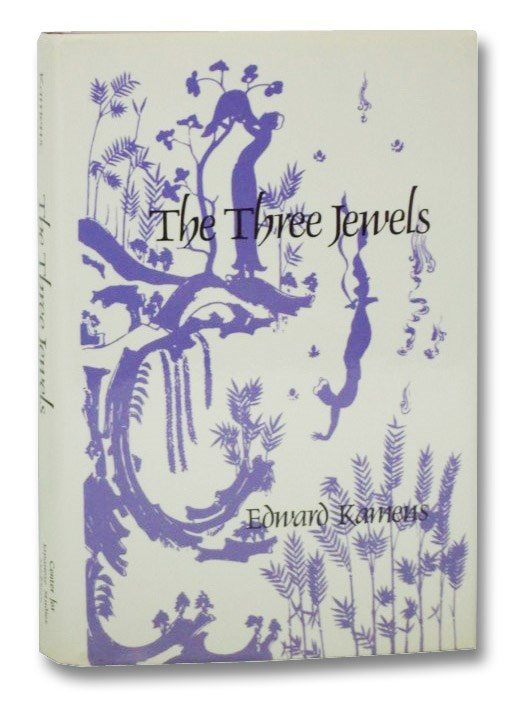 The Three Jewels: A Study and Translation of Minamoto Tamenori's Sanboe (Michigan Monograph Series in Japanese Studies, Number 2), Kamens, Edward