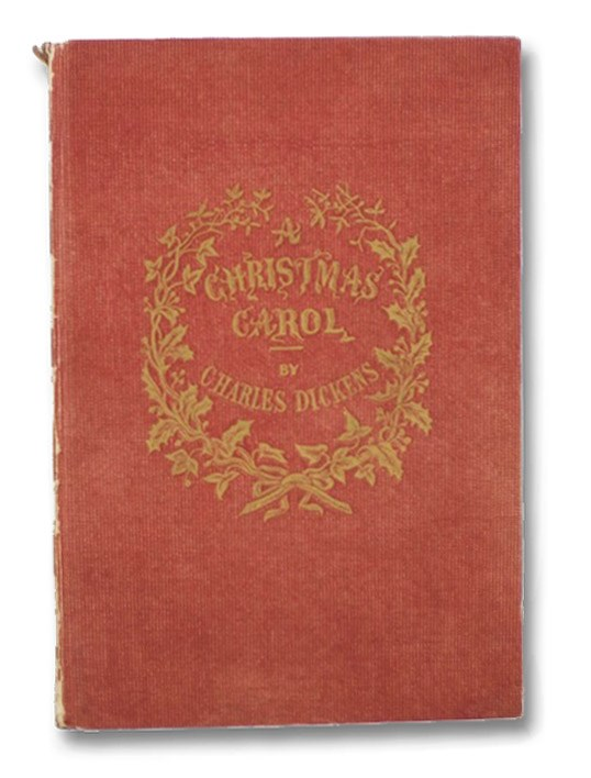 A Christmas Carol. In Prose. Being a Ghost Story of Christmas. (The King Penguin Books K32), Dickens, Charles