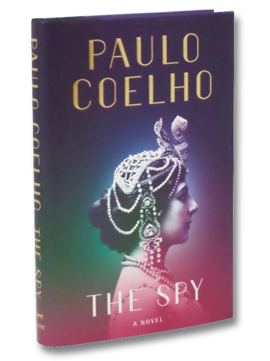 The Spy: A Novel, Coelho, Paulo