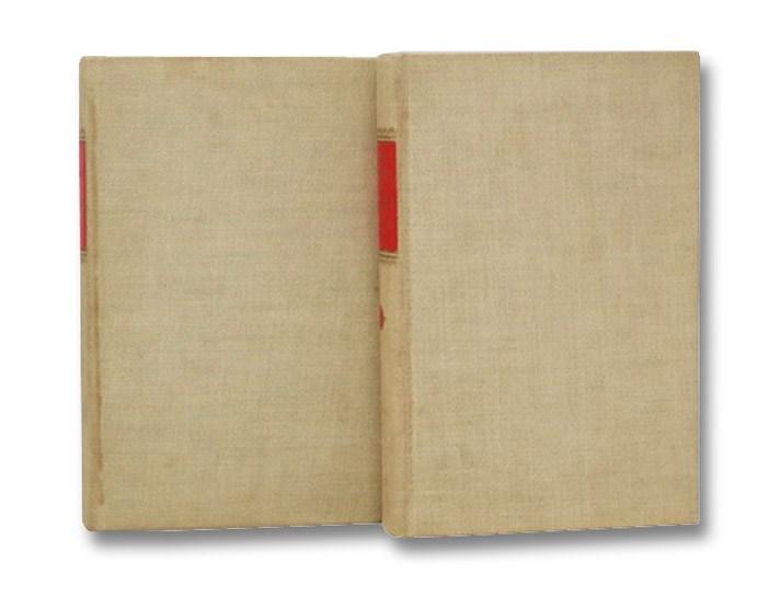 Anna Karenina, in Two Volumes, Tolstoy, Leo; Garnett, Constance; Mann, Thomas