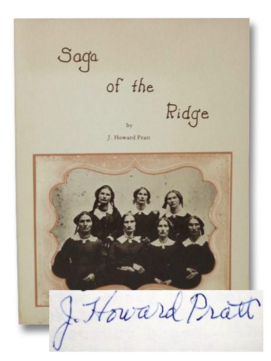 Saga of the Ridge, Pratt, J. Howard