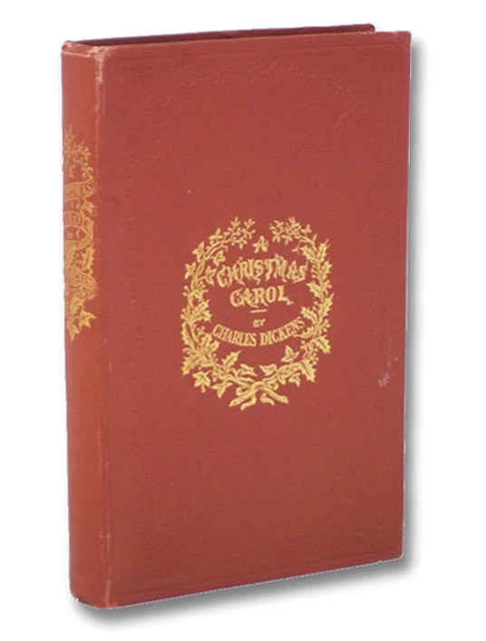 A Christmas Carol in Prose. Being a Ghost-Story of Christmas - A Facsimile of the Original Edition, Dickens, Charles; Chesterton, G.K.; Matz, B.W.