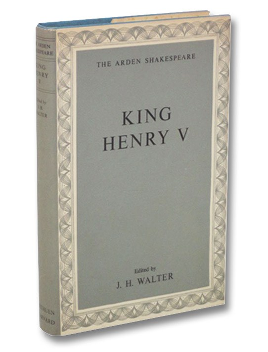 King Henry V (The Arden Shakespeare), Shakespeare, William; Walter, J.H.